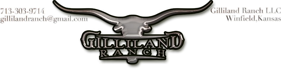 Gilliland Ranch LLC, Winfield, Kansas, gillilandranch@gmail.com